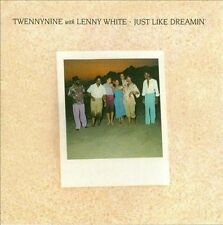 Just Like Dreamin' * by Twennynine with Lenny White (CD, Aug-2013, Cherry Red)