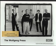 the wolfgang press limited edition press kit 4 ad #2