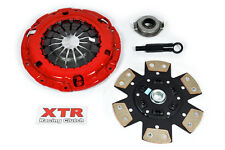 XTR STAGE 3 CLUTCH KIT for 91-99 3000GT VR-4 STEALTH R/T TWIN TURBO AWD 3.0L