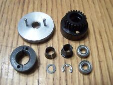 4907 Traxxas 3.3 T-maxx Clutch 22t 22 Bell Gear Flywheel Bearings Spring TRA6542