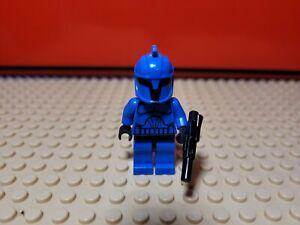 Lego Star Wars Senate Commando Minifig - Sets 8039 - 8128