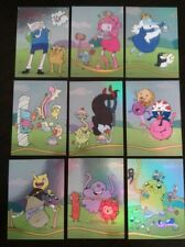 Adventure Time Foil Chase Card Set KC01 - KC09 Katie Cook