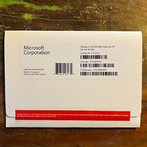 Microsoft Window Server Standard 2016 ✅ x64 2CPU/2VMOEM DVD Package