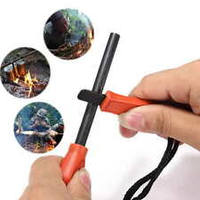 Ferrocerium Flint Fire Starter Lighter Magnesium Tool Survival kit Outdoor 1pcs