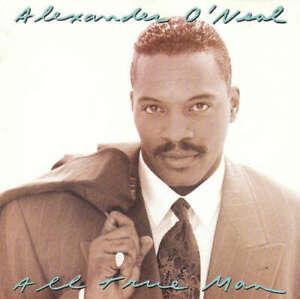 Alexander O'Neal All True Man CD Album 5593