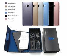 UNUSED Samsung Galaxy S8+ 64GB CDMA GSM Verizon T-Mobile AT&T Factory Unlocked