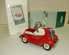 Hallmark Kiddie Car Classics 1938 Garton Lincoln Zephyr Diecast Collectible Car