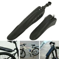 Adjustable Mountain Bicycle Bike Cycling Front/Rear Mud Guards Mudguard Fender