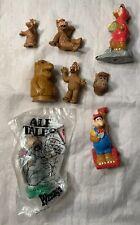Vintage Alf toys figures lot 1987 Alien Tv show Gordon plush Clip On Pvc