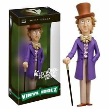 Charlie and The Chocolate Factory 20cm Vinyl Idolz Figure Willy Wonka. Funko