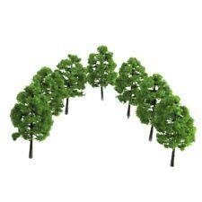 40 Pcs Model Trees Layout Train Railway Diorama Landscape Scenery Accessories