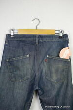 Levi's Long Distressed Loose Jeans for Men