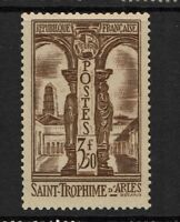 France SC# 302, Mint Hinged, Hinge Remnant - S5024