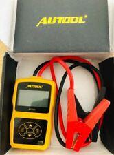 AUTOOL-testeur de batterie de voiture