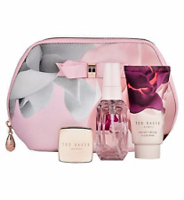 Ted Baker Beauty To Behold Cosmetic Purse Gift Set For Her Especially For Xmas