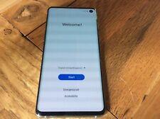 Samsung Galaxy S10 Dual SIM SM-G973F/DS - 128GB - Green Vodafone