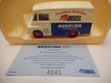 Vanguards Days Gone Lledo 71003 1959 Morris LD 150 Van Intl Model Duxfo LtdE box