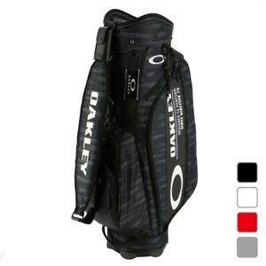 Oakley BG GOLF BAG Men's Golf Caddy Bag  Black 9.5 3.3kg from Japan
