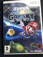 Super Mario Galaxy ~ Wii (FREE POSTAGE)