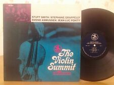 Jean Luc Ponty,The Violin Summit,Prestige PR 7631,Stereo,1st US,Vinyl Jazz LP