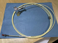 800um Fiber Optic Cable with Focussing Lens Assembly for Coherent FAP800, SMA