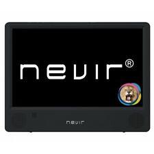 TV LED NEVIR NVR7302 10 Inch Portatil