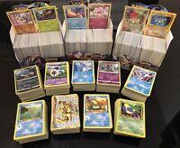 Carte Pokemon Française NEUVES Lot 50 pas de double, 4 Rare & 100 PV + Cadeau