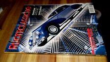 RUOTECLASSICHE # 115-MARZO 1998-MAGGIOLINO 6 VOLT-MOTO TRATTORI TRAM e JIMMY