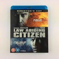 Law Abiding Citizen (Blu-ray, 2010) s