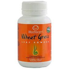 Lifestream Wheatgrass Powder 100g
