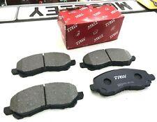 Front Brake Pads For Mitsubishi ASX Galant Lancer Tip Quality TRW