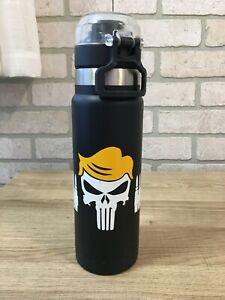 OZARK TRAIL 24 oz Decaled Double Wall Vacuum Sealed Stainless Water Bottle