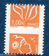 Variété Marianne de Lamouche N° 3739 superbe piquage à cheval