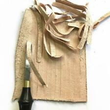 Leather Cutting Tool Diy Craft Cut Edge Skiving Knife Carving Tools Cutter Blade