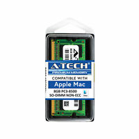 8GB SODIMM Memory RAM for APPLE MACBOOK PRO Mid 2010 A1278 MC374LL/A MC375LL/A