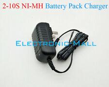 2-10S NI-MH Battery Pack Charger NIMH 2.4V 3.6V 4.8V 6V 7.2V 8.4V 9.6V 10.8V 12V
