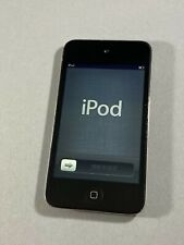Great iPod 4 4th Gen Touch 32GB Black MP3 A1367 MP3 Audio Music Tested