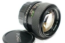 Porst Color Reflex 55mm 1:1.2 (F1.2-F22) lens, fits Pentax K camera mount (PK)