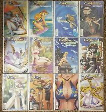GOLD DIGGER SWIMSUIT 1 2 3 4 5 6 7 8 12 19 21 23 Special Summer LOT 12 NM to NM+