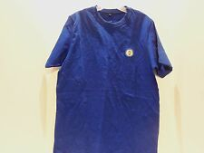 FOSTERS (LAGER) BEER EMBROIDERED LOGO T-SHIRT (LARGE) AUSTRALIAN BEER- RARE