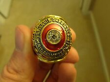 St. Louis Cardinals 1931 World Series Championship Replica Ring