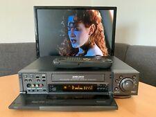 PANASONIC NV-HS950 Professional TBC SVHS-Videorecorder inkl. FB,
