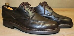 PARABOOT DERBIES CHAMBORD marron pointure 43,5 EUR 9,5 US 28 cm made in France