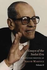 Essays of the Sadat Era 1976-81: The Non-Fiction Writing of Naguib Mahfouz (Volu