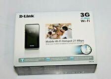 D-Link DWR-730 Modem & Router HSPA + 3G, Wi-Fi 802.11 b/g/n, Micro SD
