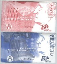 1999 United States Mint Uncirculated Coin Set