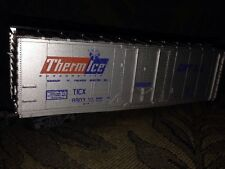 HO THERM ICE CORPORATION DRY ICE TICX 8903 Silver BOXCAR 6""