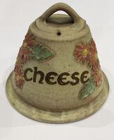 Tregaron Cymru Studio Pottery Wales Cheese Dish Dome Bell