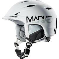 Marker CONSORT MEN white S - M - L Ski Snowboard Helm Skihelm Snowboardhelm