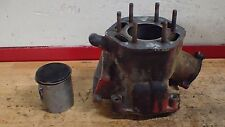 1981 Honda CR250  250 CR engine cylinder with piston 66mm from running bike